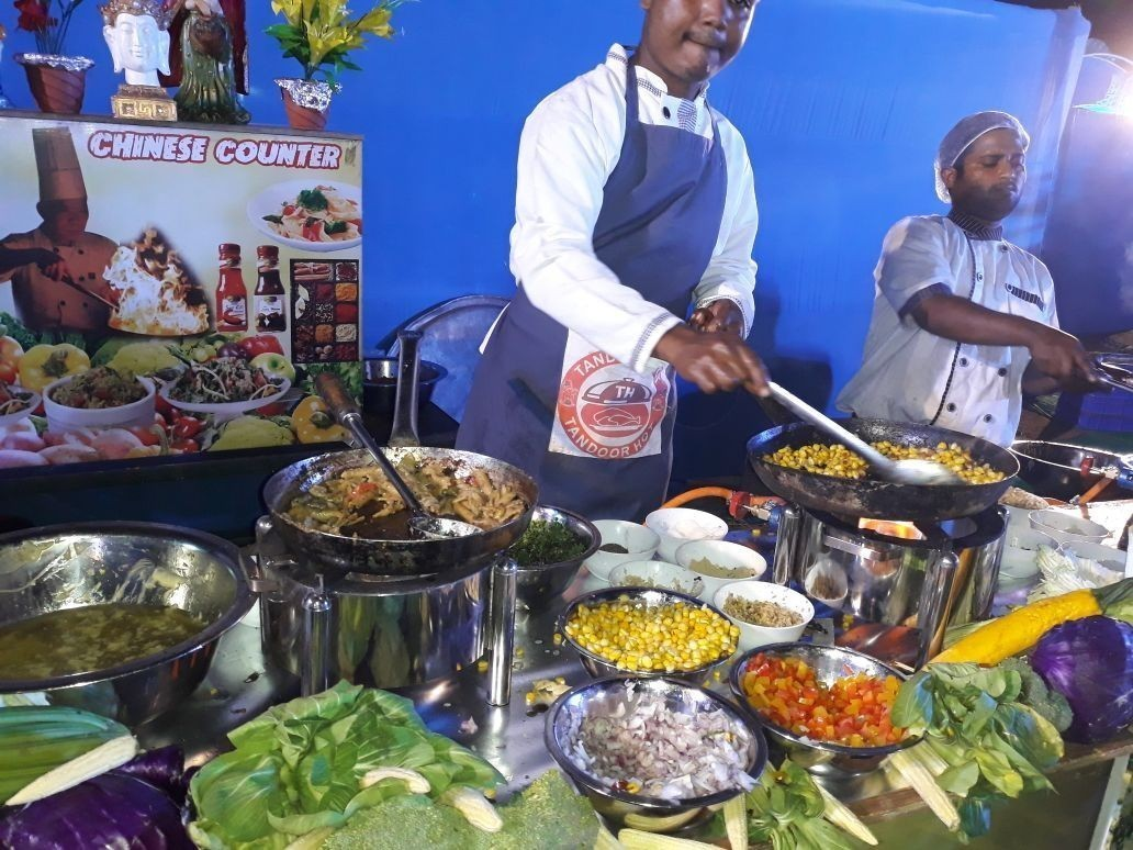 Quality Catering Service in Bhubaneswar